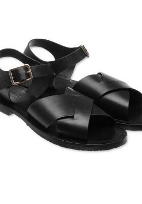 LOVECHILD Sandal sort GILLY