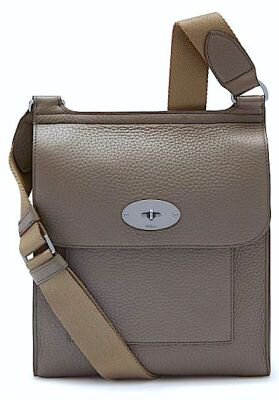 Mulberry Antony taske earth grey