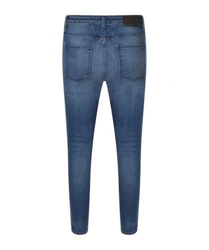 Closed jeans skinny pusher mid blue baglomme