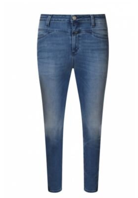 Closed jeans skinny pusher mid blue