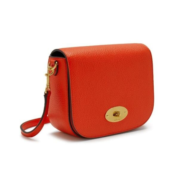 Mulberry Small Darley Satchel