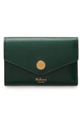 Mulberry pung Folded multi card RL6447/205 green