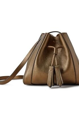 Mulberry taske Mini Millie gold