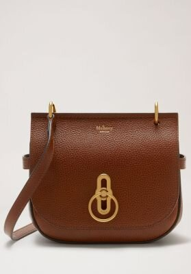 Mulberry Amberley taske small amberley satchel oak