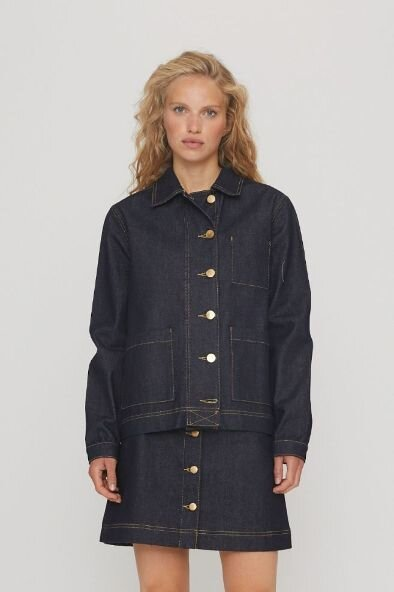 Remain denim jakke Marion raw