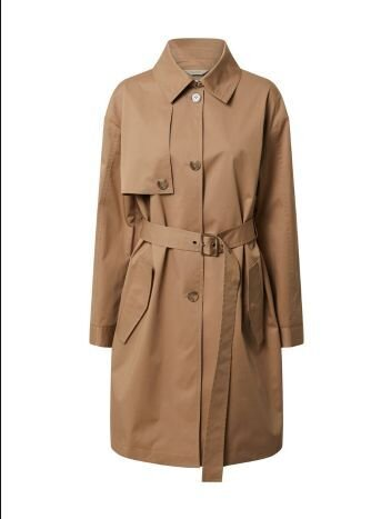 Hugo Boss trenchcoat Olilac camel