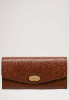 Mulberry pung Darley wallet oak