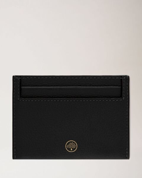 Mulberry kortholder continental credit card sort med træ
